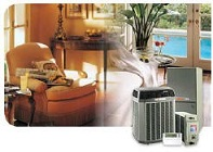 heating systems and air conditioning equipment for residential
